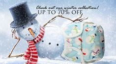 Winter Clearance Cloth Diapers, Snoopy, Canada, Kawaii, Cozy, Christmas Ornaments, Holiday Decor, Winter, Winter Time