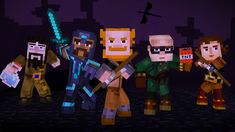 Minecraft: Story Mode's 'Wither Storm Finale' Arrives in Episode 4 ...