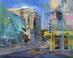 8th And J Streets No. 2 by Andrew Patterson-Tutschka