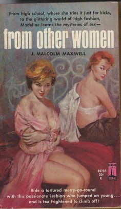 These covers known as GGA, or Good Girl Art, and are. This title is scarce and rarely listed for sale. Lesbian pulp fiction refers to any mid-20th century paperback novel or pulp. Publisher/Number: Beacon B570F.   eBay!
