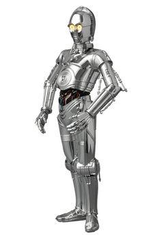 (from Star Wars - Episode I - The Phantom Menace) Ultimate Star Wars, Star Wars Droids, The Phantom Menace, Star Wars Episodes, Robots, Bb, Comic, The Incredibles, Stars
