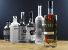 Finally, a vodka you haven't seen before. #Infuse #Vodka #Different #Standout