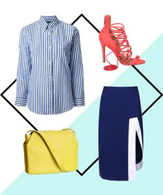 The Fashion Guide To The Weather Report #refinery29  http://www.refinery29.com/versatile-clothing