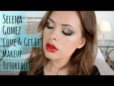 """Selena Gomez """"Come & Get It"""" Makeup Tutorial! - Going to give this a try for Mardi Gras, wish me luck!"""