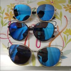 New Glasses High quality black Frame wire vintage over size womens sunglasses  N666 Accessories Glasses