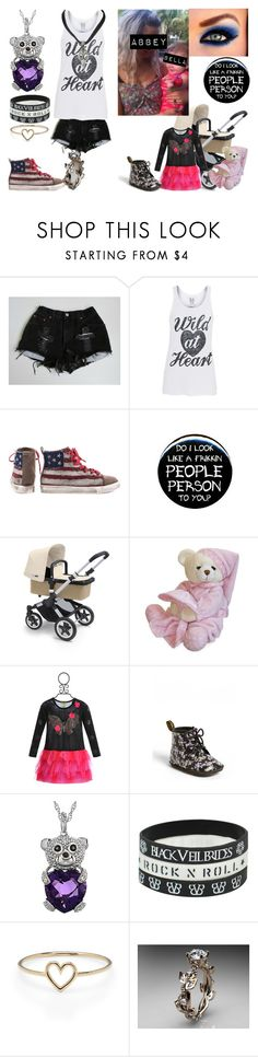"""""""Shopping Spree!!! (Abbey and Bella Samuels)"""" by vampirearmy ❤ liked on Polyvore featuring beauty, Deep Blue, Zoe Karssen, Penny Sue, Bellatrix, ELSE, Bugaboo, Little Mass, Dr. Martens and Lab"""