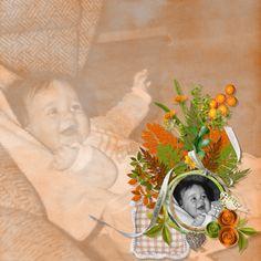 Mon fils Sébastien ! Sa fille Alycia lui ressemble comme deux gouttes d'eau.