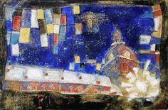 """Авторская картина """"Riga"""" - Картины и репродукции современных художников на заказ"""