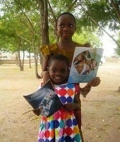 Nossas lindas irmãs da Nigéria