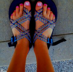 Cute chacos