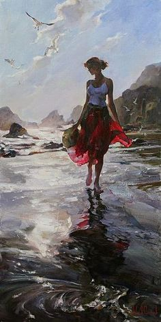 Michael+and+Inessa+Garmash(M&I+Garmash)-www.kaifineart.com-8.jpg (513×1024)