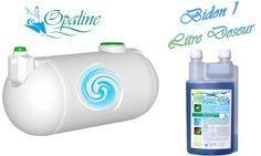 Fosses septiques-activateur biologique liquide biodégradable pour le traitement et l'entretien courant de la fosse septique - OPAL FOSSES LIQUIDES