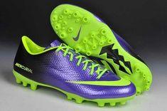 huge discount 6e827 f48bc Nike Mercurial Veloce 2 Id, Nike Mercurial Veloce Svart Grön Lila