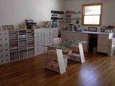 Craft Rooms Galore!
