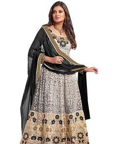 Vibes Georgette Anarkali Designer Dress Material V157-1206 Product Price:Rs.3198.00 INR Deal Price:Rs.999.00