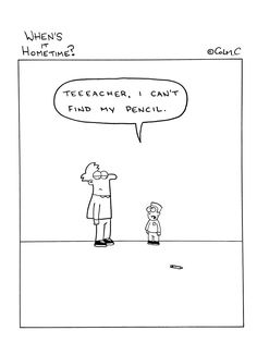 26 Teacher Comics That Perfectly Capture the Life of a Teacher – Bored Teachers Teacher Comics, Teacher Humour, Teaching Humor, Teaching Quotes, Teacher Stuff, English Teacher Humor, Teacher Sayings, English Teachers, Math Humor