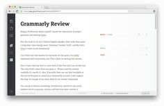 #Grammarly Review 2016 – Pro's and Con's of using Grammarly!