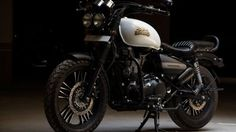Royal Enfield Thunderbird 500 Dons an Aggressive Look with Heavy Customisation Royal Enfield Thunderbird 350, Royal Enfield Wallpapers, Bullet Bike Royal Enfield, Royal Enfield Modified, Black Bullet, Jeep Compass, Motorcycle Style, My Ride, Hot Cars