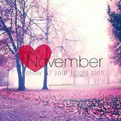 November..!
