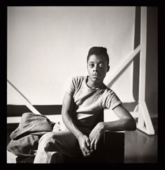 James Baldwin at his mother's home in Harlem, September 1946 by Richard Avedon Sunday Readings, James Baldwin, By Any Means Necessary, Malcolm X, Richard Avedon, White People, African American History, Feminism, People