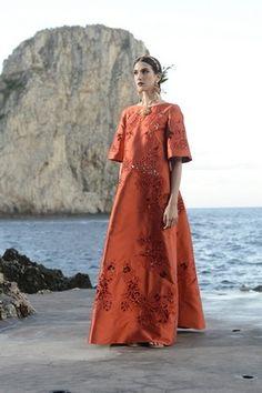 Dolce & Gabbana's Alta Moda show in Capri