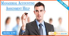 We at Casestudyhelp.com provide the best Managerial Accounting Assignment Help; case study writing services, custom essay writing help and dissertation topics for MBA marketing students of Australia, UK, USA, Canada and New Zealand or Singapore etc.