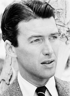 Jimmy Stewart - awkward/genius/handsome... What's not to like? He's my prototype to Edward Norton.