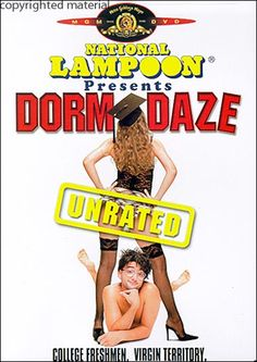 National Lampoon's Dorm Daze: Unrated (DVD 2003)   DVD Empire