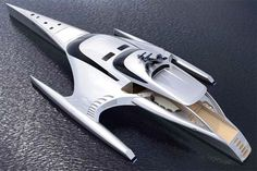 iPad-controlled luxury yacht Adastra