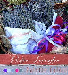 Rustic Lavander - Color palette - 31 agosto 2015 http://graficscribbles.blogspot.it/2015/08/rustic-lavander-color-palette-31-agosto.html #palettecolori   #lavanda