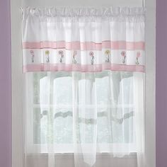 Trying to decide on sheers or a valance...