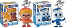 Heat Miser and Snow Miser POP figs - must have!!!