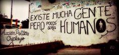 Acción Poética en Tumblr - Poquísimos humanos Somos Poesia en Facebook Somos...