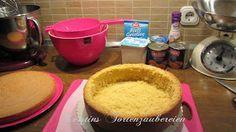 Kerstins Tortenzaubereien: Fondant-Torte mit Mandarinen- Sahne Füllung