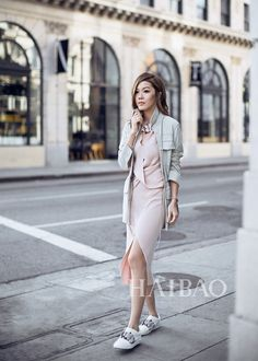 时尚博主Jenny Tsang穿搭合辑