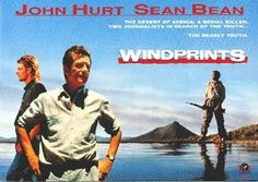 Windprints (1989) Sean Bean, Foreign Movies, South Africa, It Hurts, Cinema, African, Baseball Cards, Film, World