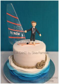 Windsurf cake