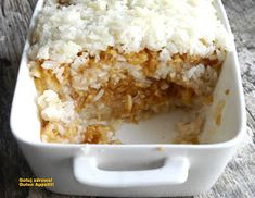 Cooking Recipes, Healthy Recipes, Dessert Recipes, Desserts, Food Inspiration, Good Food, Food And Drink, Gluten Free, Banana