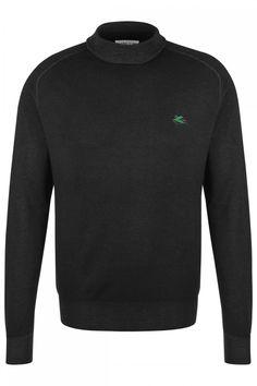 Etro Herren Rollkragen Pullover Dunkelgrau | SAILERstyle Sweatshirts, Sweaters, Bordeaux, Fashion, Turtleneck, Blouse, Mens Turtleneck, Trousers, Gowns