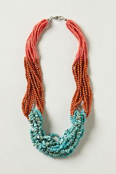 Shop the Tropic Waters Necklace and more Anthropologie at Anthropologie today. Read customer reviews, discover product details and more.