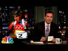 ▶ Jimmy's Olympic Thank You Note (Late Night with Jimmy Fallon) - YouTube