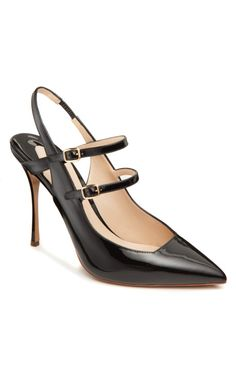 Black Heel by Nicholas Kirkwood Now Available on Moda Operandi
