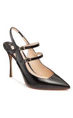 Black Heel by Nicholas Kirkwood Now Available on Moda Operandi