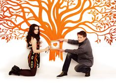 Bay and Emmett ~ Switched at Birth favorite couple