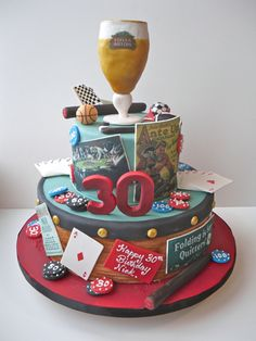 Cake by Cakes By Tanya Markham Ontario Cakes by Tanya