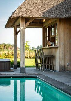 #bogarden #bijgebouw #tuinhuis #poolhouse #tuin #garden #luxe #guesthouse #gastenverblijf  www.leemwonen.nl http://leemwonen.nl/bogarden-specialist-in-luxe-bijgebouwen/