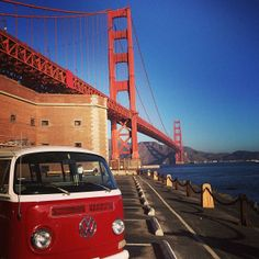 Vantiago tours SF.....tours in an old VW bus  :-)