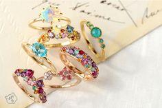指輪・リングの天然石ジュエリー通販|Bizoux(ビズー)公式