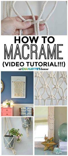 macrame plant hanger+macrame+macrame wall hanging+macrame patterns+macrame projects+macrame diy+macrame knots+macrame plant hanger diy+TWOME I Macrame & Natural Dyer Maker & Educator+MangoAndMore macrame studio Diy Macrame Wall Hanging, Macrame Art, Macrame Design, Macrame Projects, Micro Macrame, Diy Projects, How To Macrame, Arts And Crafts House, Macrame Tutorial