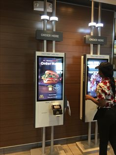 Digital Signage, Digital Kiosk, Digital Menu, Claw Machine, Self Service, Vending Machine, Machine Design, Gas Station, Landline Phone